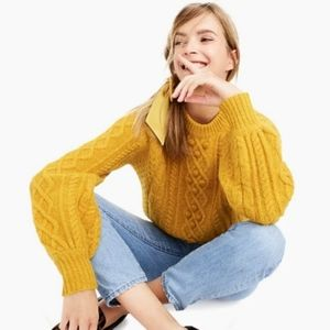 Demylee x J.Crew Balloon Sweater